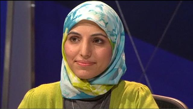 Salma Yaqoob on BBC Question Time