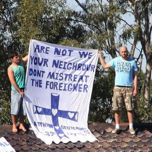 On migration, Scotland and Riace are in the same boat