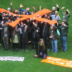 BREAKING: Glasgow students win Fossil Fuel Divestment