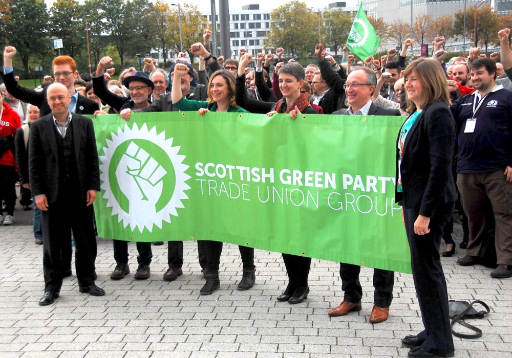 Eleven reasons socialists in Scotland are voting Green