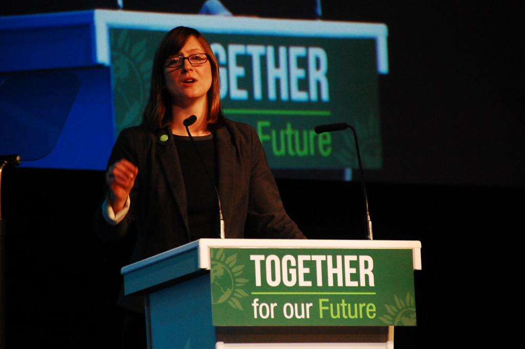 8 Things We Learnt From Green Party Conference