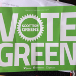 Now is the time for Scotland to be bold: why I'm voting Green