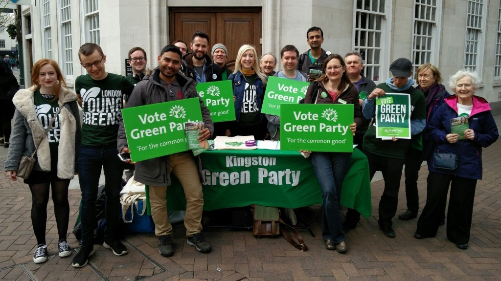 The Greens must stand in the Copeland by-election