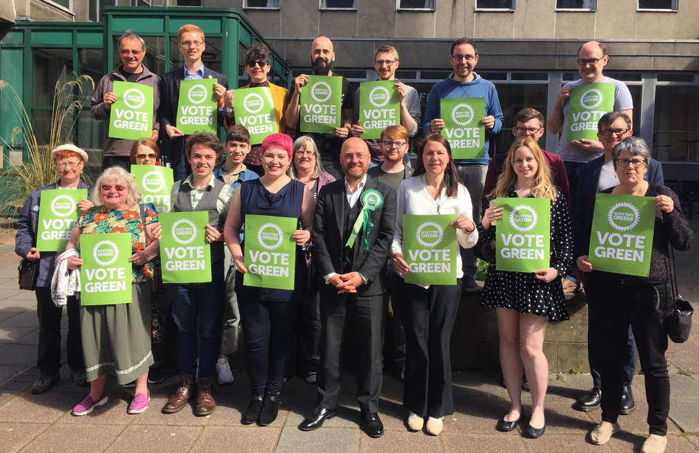 glasgow green party 2017