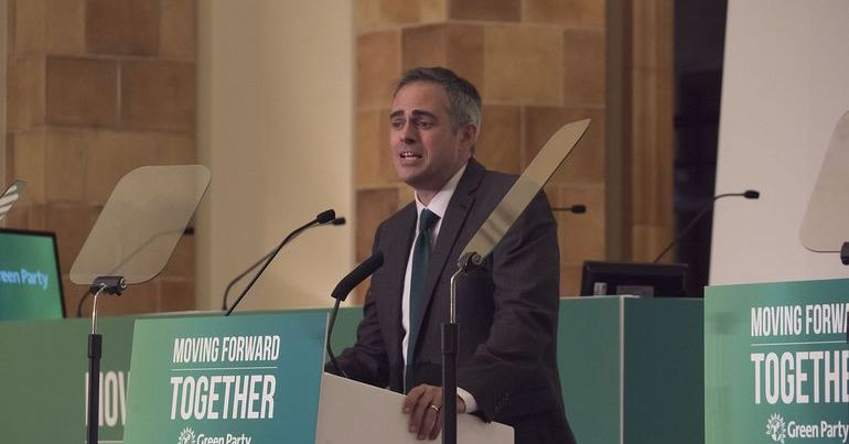 Jonathan Bartley's islamophobic comments have no place in the Green Party