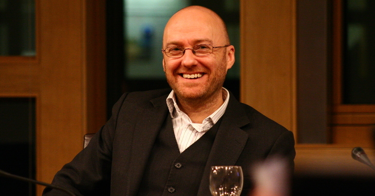 Bright Green Q&A with Scottish Green Party co-leader candidates: Patrick Harvie