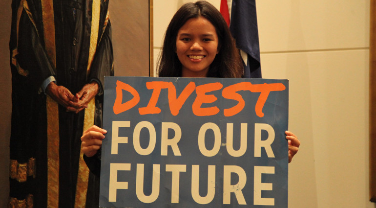 The success of the student divestment campaign shows what the climate movement can deliver