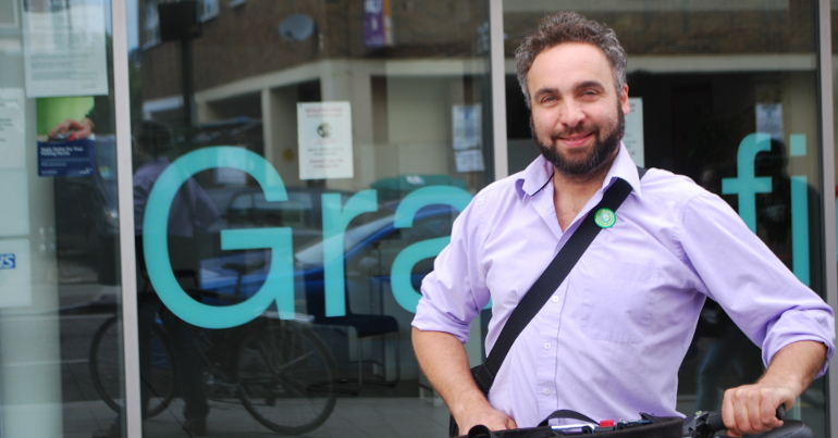 Who are the Greens' new MEPs? #2: Scott Ainslie