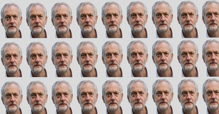 Lots of Jeremy Corbyn