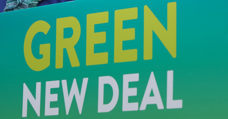 A Green New Deal must be built from the ground up