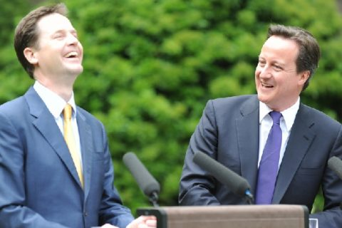 A tale of two parties: Learning the environmental lessons from the 2010 coalition