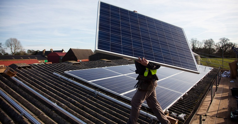 What Solar Power Needs From A General Election Will Cottrell