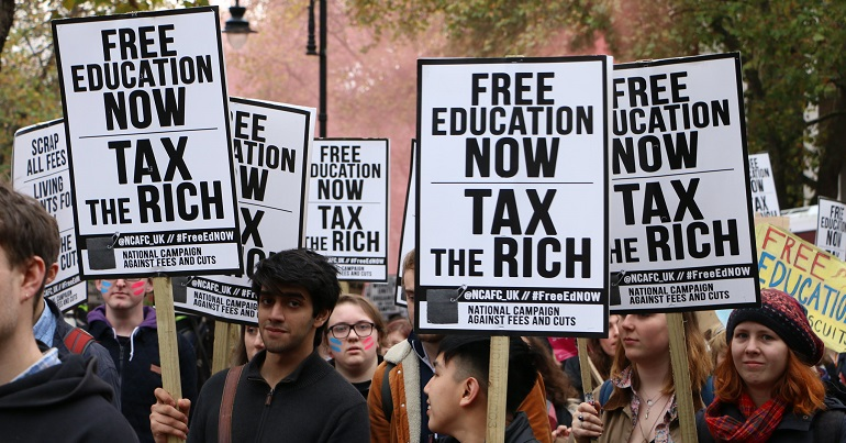 Calling for a tuition fee rebate is playing into the hands of the neoliberal university