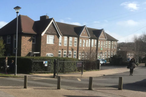 The battle against privatisation of a Sussex school is stepping up a gear