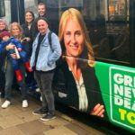 Green New Deal on tour – UK Green news round up week 43