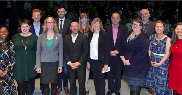 Scottish Green Party Holyrood candidates