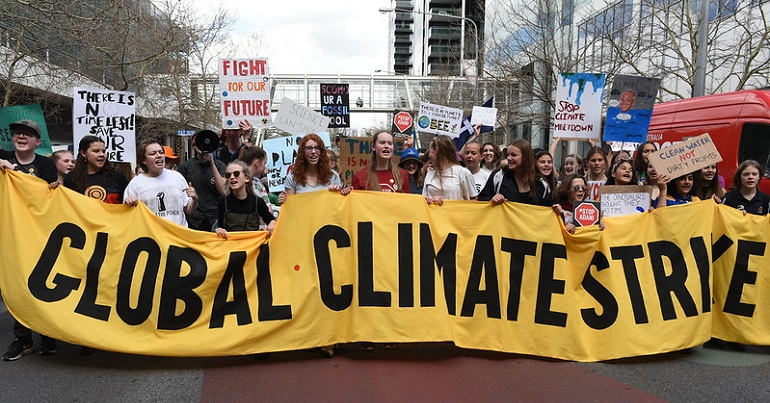 Lessons from the school strikes: Where the climate justice movement goes next