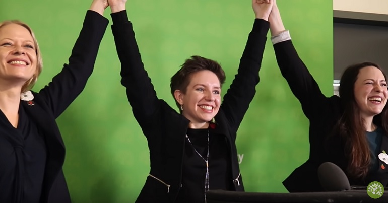The Green Party needs collective leadership
