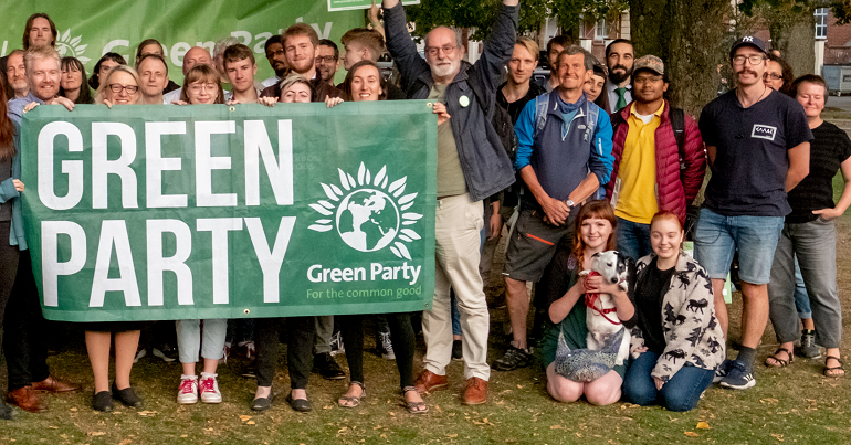 The Green Party must work side by side with trade unions
