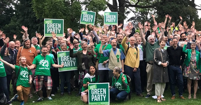 Councils, the climate emergency and the Green Party