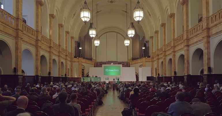 Where should Policy Fest sit in the Green Party's broken policy making structures?