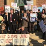 The councilstrying to go carbon neutral while investing in fossil fuels